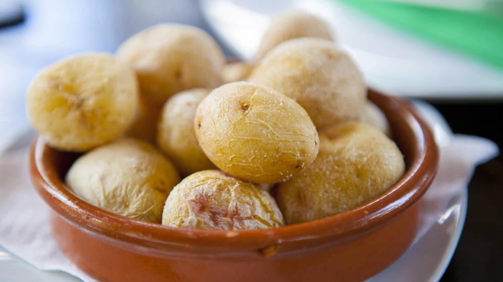 Las formas mas sanas y que menos engordan de cocinar las patatas